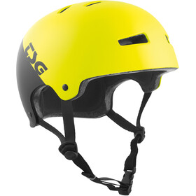 TSG Evolution Graphic Design casco per bici giallo